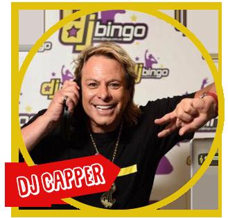 DJ Capper DJ Bingo Australia