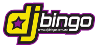 DJ Bingo Australia Logo